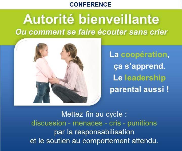 Autorité bienveillante @ Sainte-Thérèse | Québec | Canada
